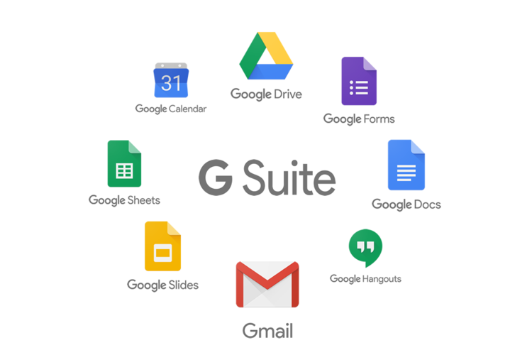 Google Gsuite enterprise web