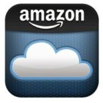 Icono Cloud storage amazon